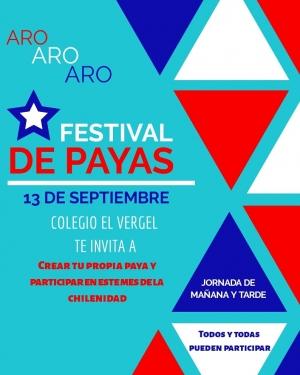 Actividades viernes 13 de septiembre